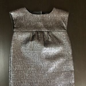 Gap Metallic Dress 4T
